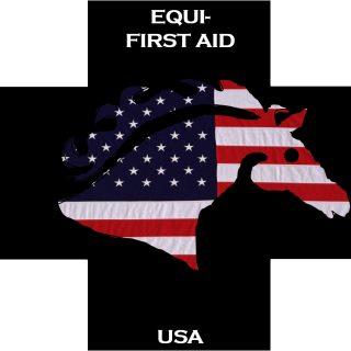 equi-first aid USA logo